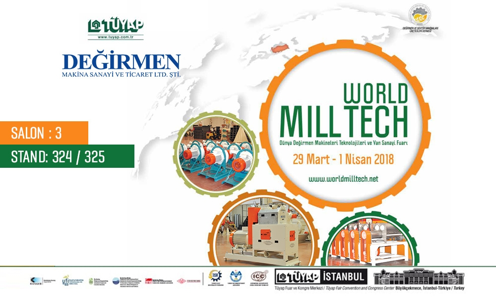 World Mill Tech 2018 World Mill Machinery Technologies and Side Industry Fair