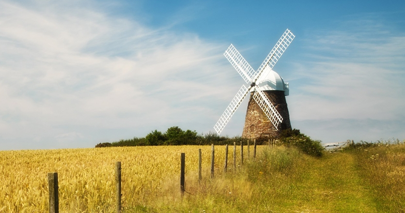 Historical Development of Flour Milling