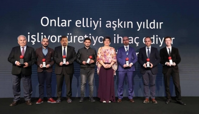 Honor Award For  The Değirmen Machine