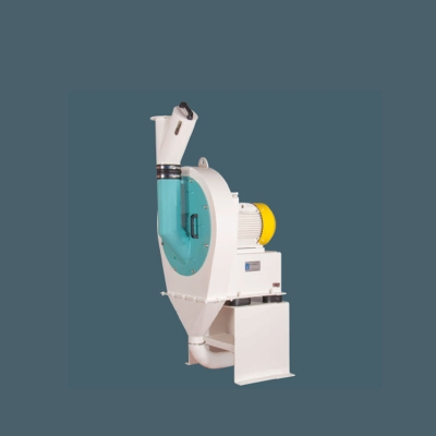 WASTE CRUSHER (HAMMER MILL)